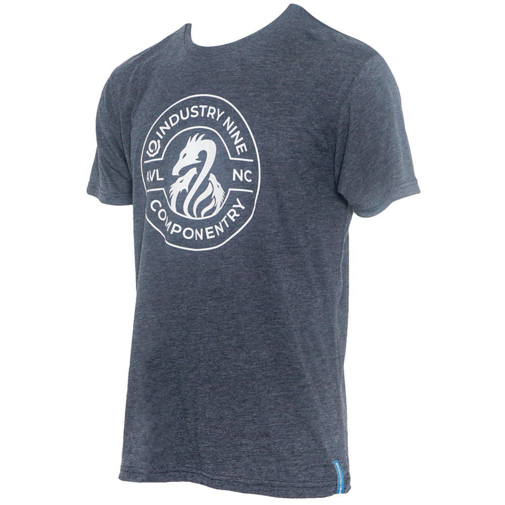 Part Hydra Navy Logo Shirt