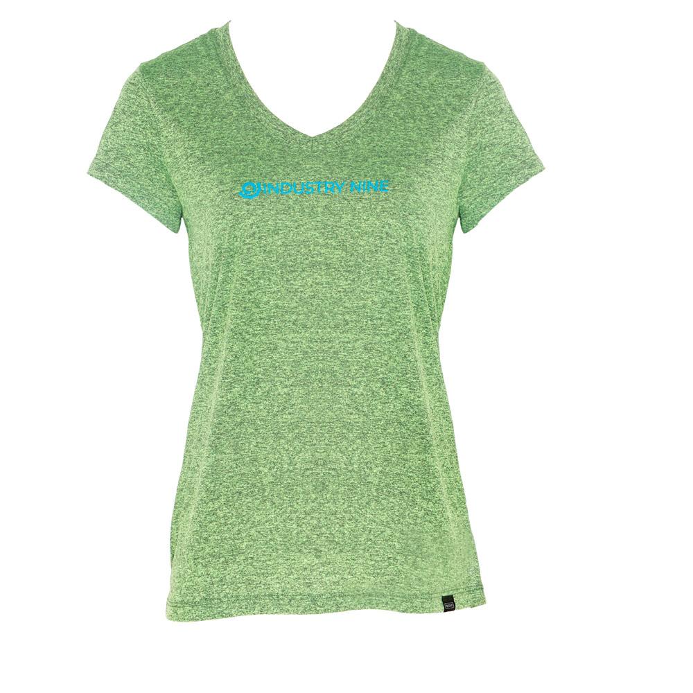 Part Women's Green Riding Shirt