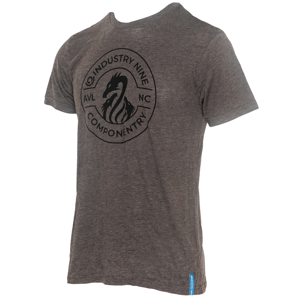 Part Hydra Brown Logo Shirt