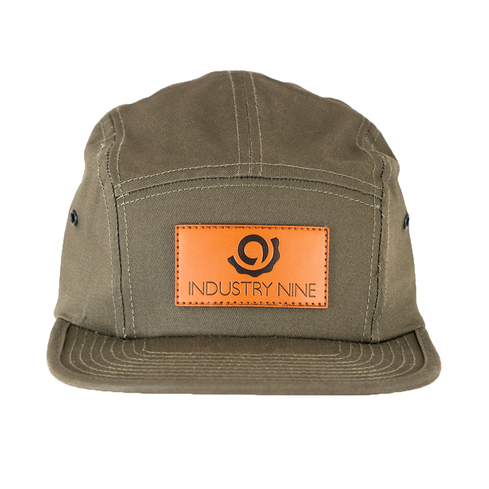 Part i9 Five Panel Olive Green