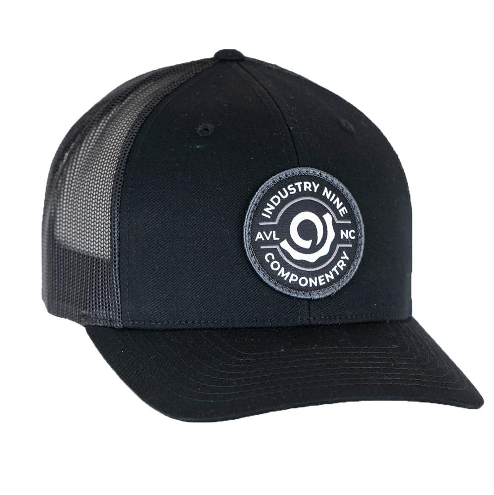 Part Black Staple Trucker Hat