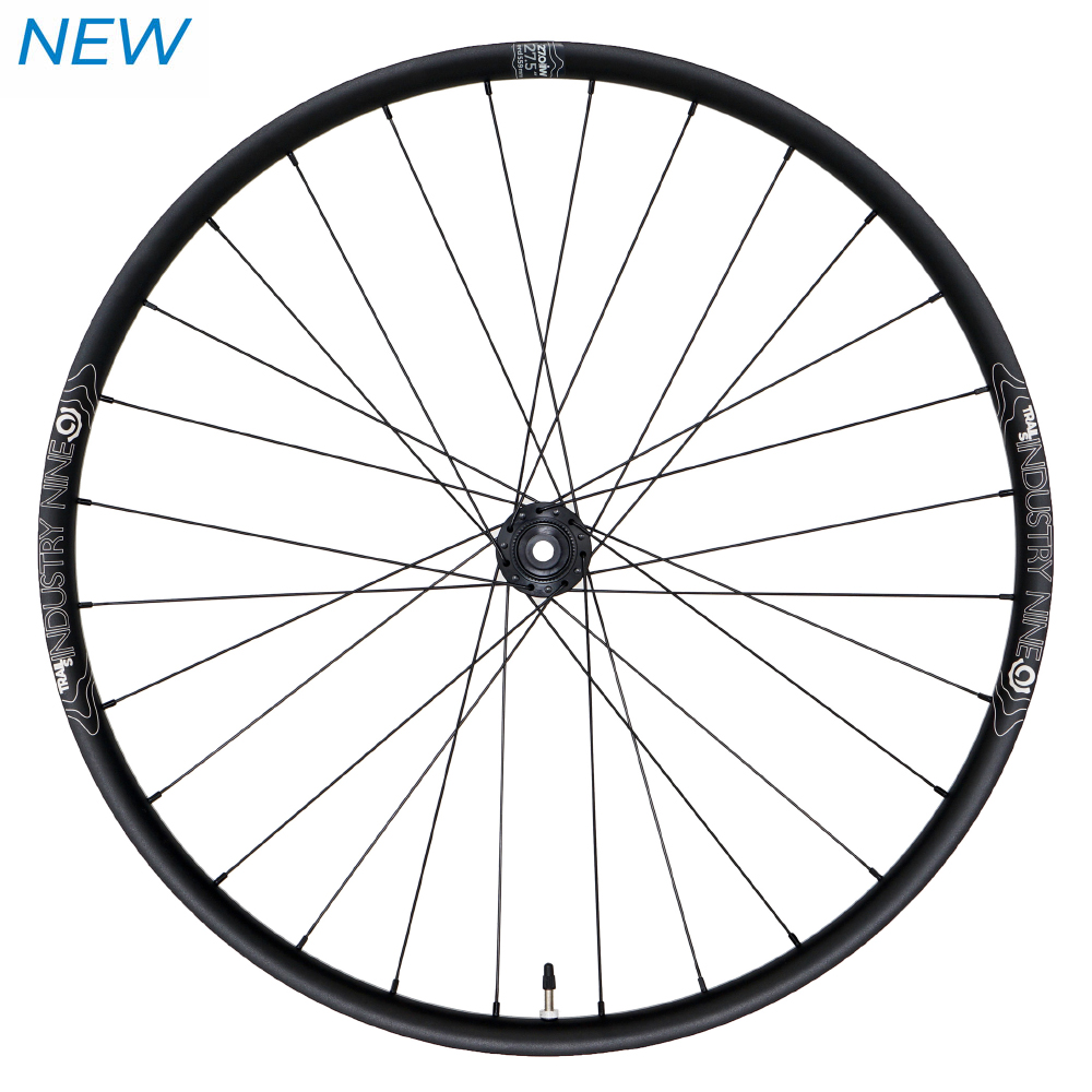 Wheel New - 1/1 Trail 650b